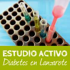 Estudio Diabetes en Lanzarote