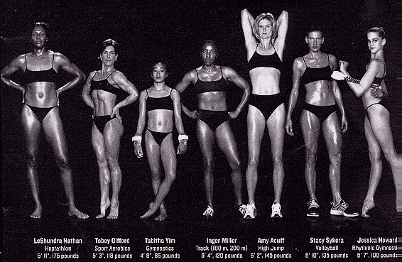 mujeres fitness