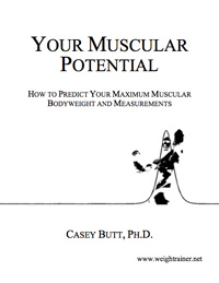 Your Muscular Potential