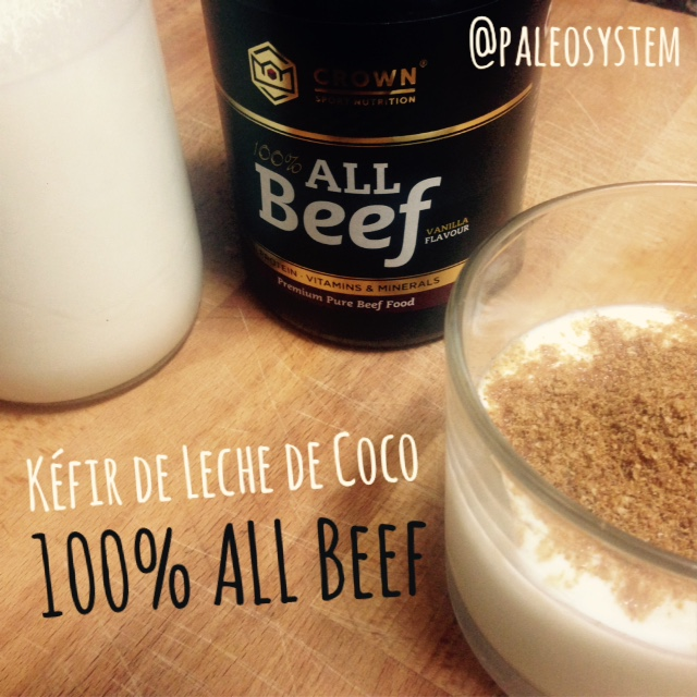Proteína 100% ALL Beef
